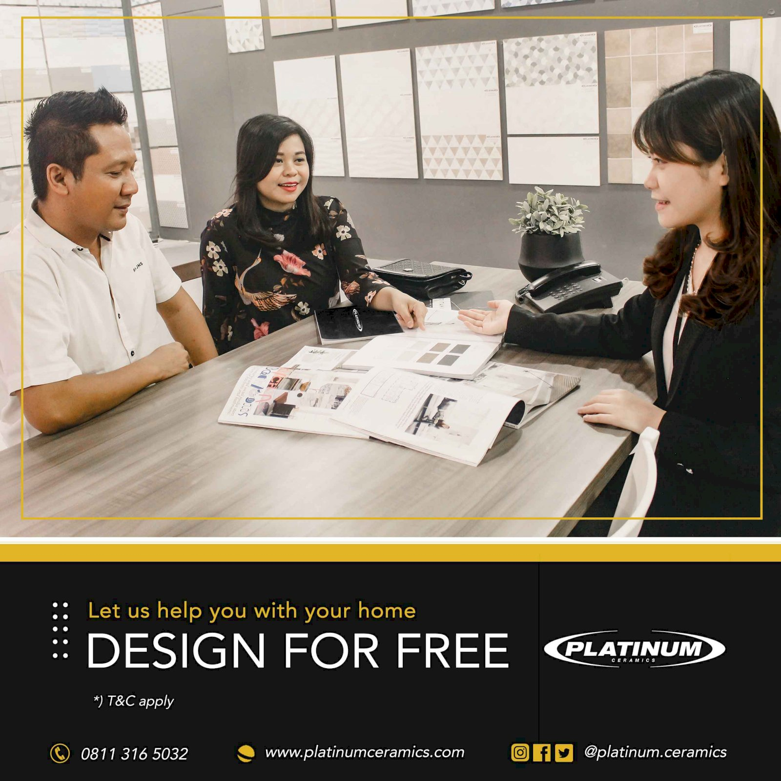 Design your home for free